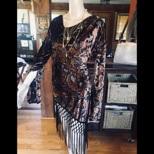 Tops - 🔥😍Stunning 😍🔥Dress/Tunic Made in France size M